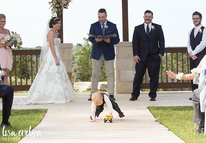 Crianças em casamentos 12