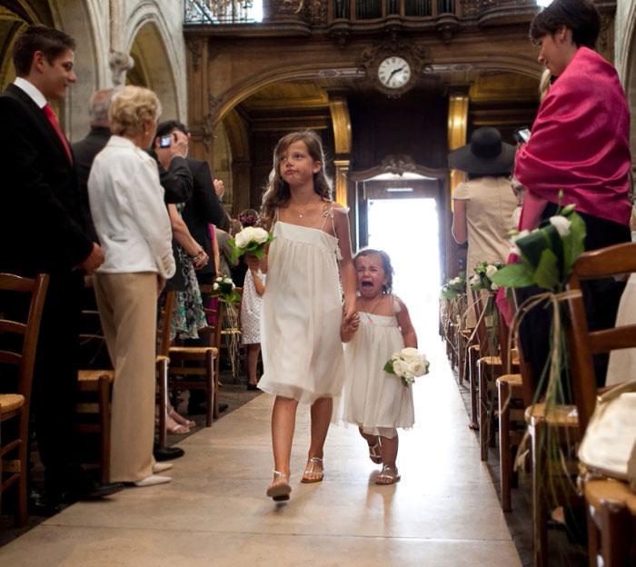 Crianças em casamentos 13