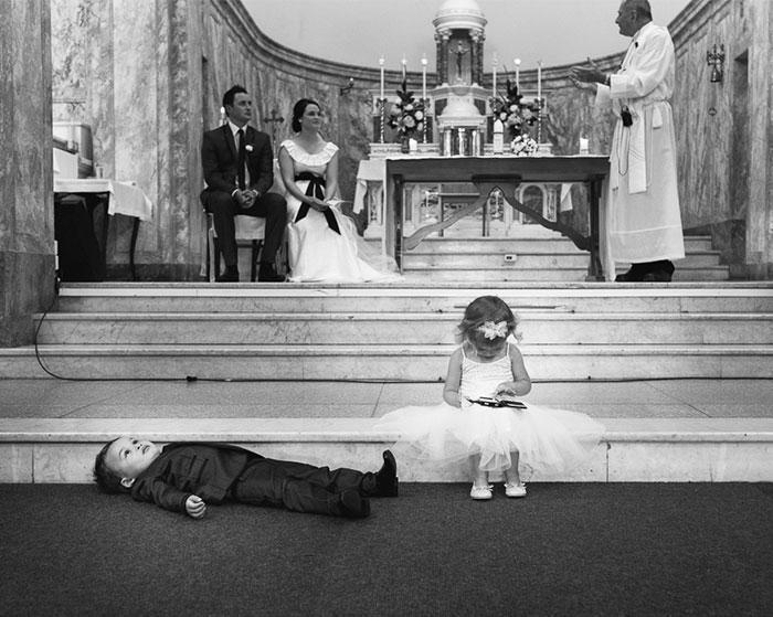 Crianças em casamentos 2
