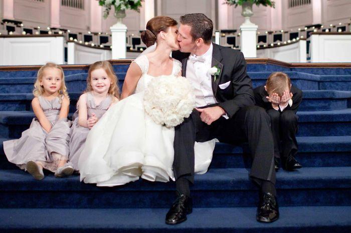 Crianças em casamentos 8