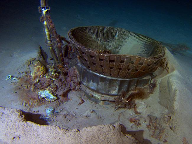 Mistérios encontrados nas profundezas do oceano 8