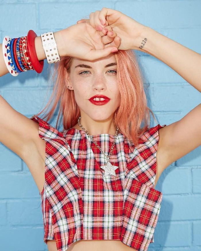 Modelos incomuns: Ashley Smith