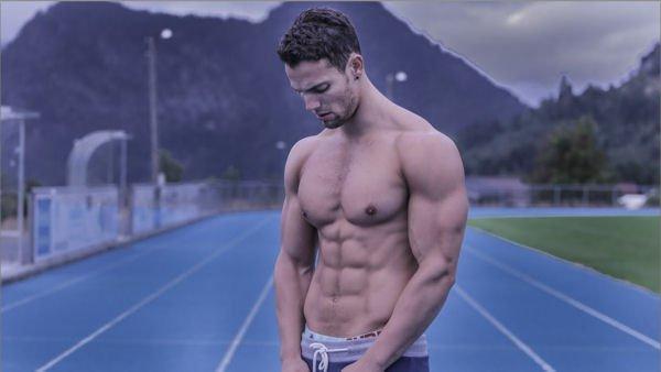 Bodybuilder vegano - Jon Venus