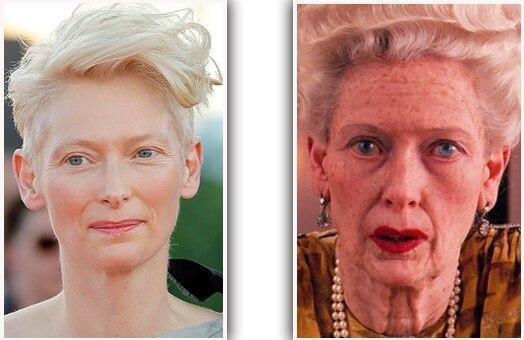 Atrizes e atores envelhecidos (2)