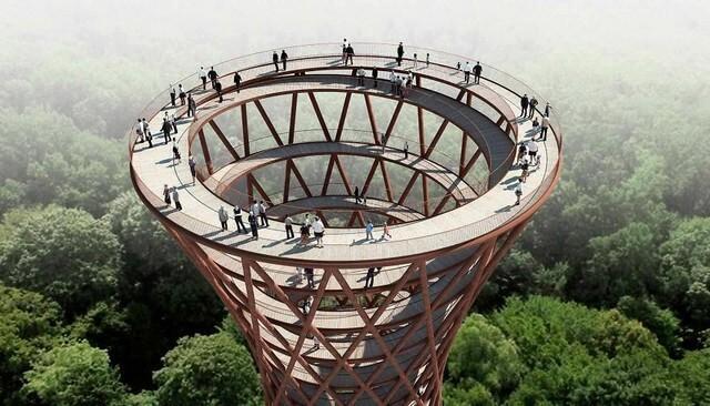 Passarela Torre Espiral (10)