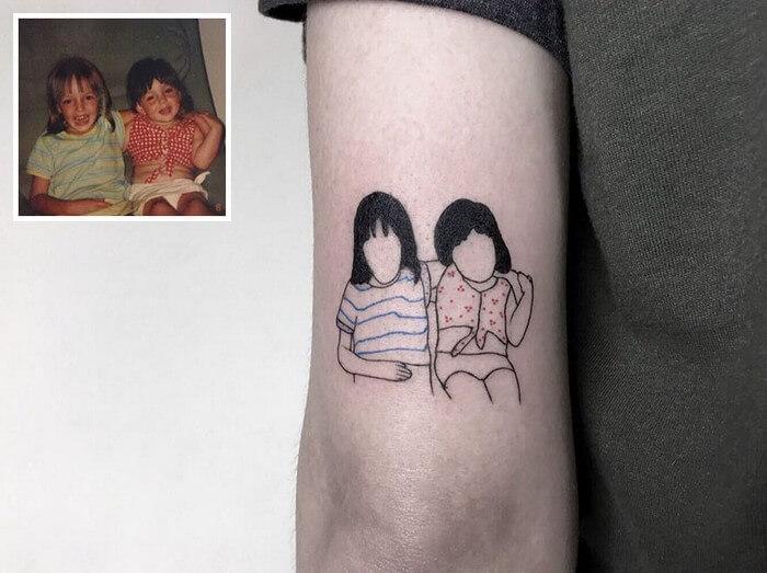 Tatuagem Minimalista (14)