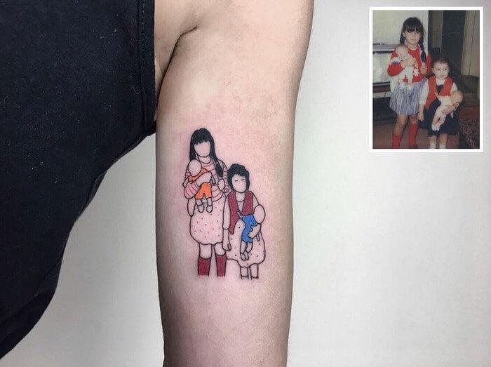 Tatuagem Minimalista (19)