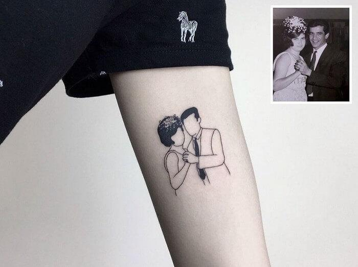 Tatuagem Minimalista (6)