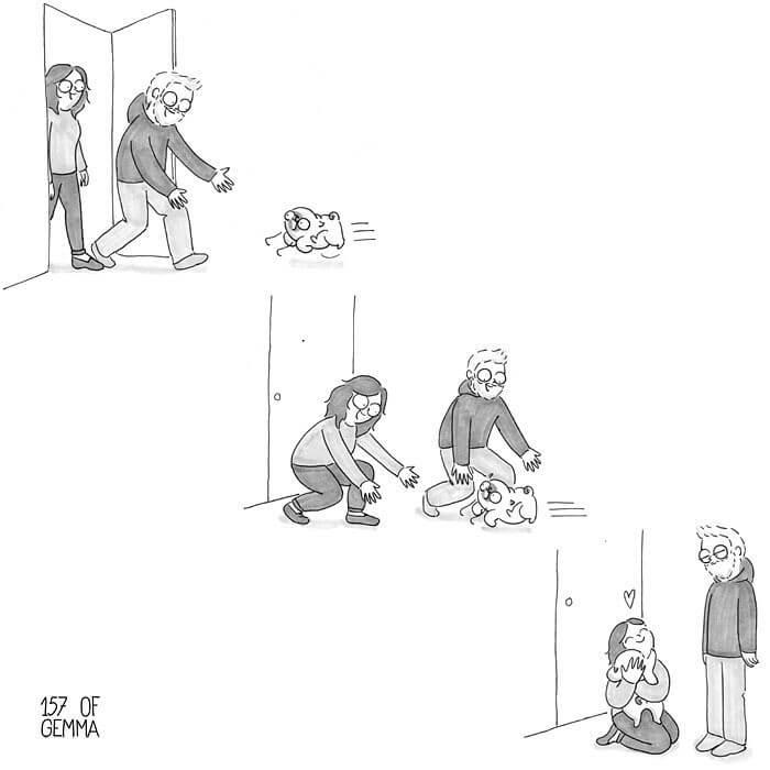 Tirinhas Cão Pug (12)