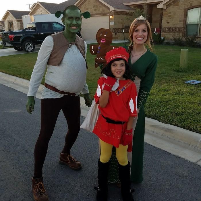 Fantasias épicas de Halloween em família 15