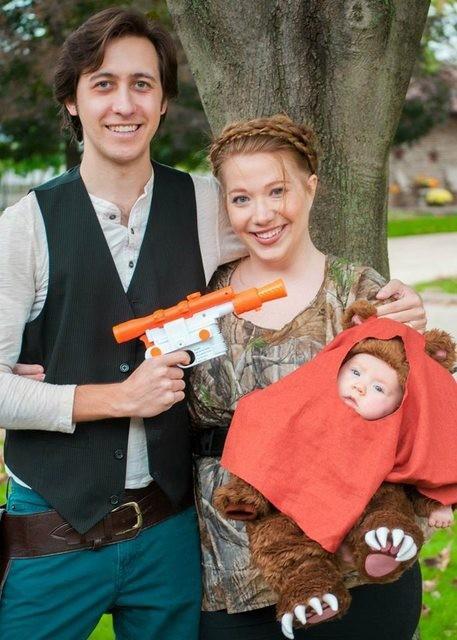 Fantasias épicas de Halloween em família 3