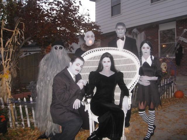 Fantasias épicas de Halloween em família 4