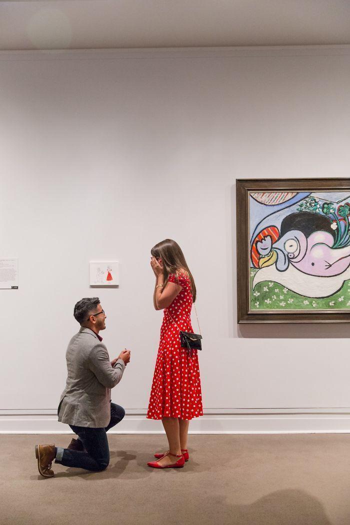 Casamento no museu 2