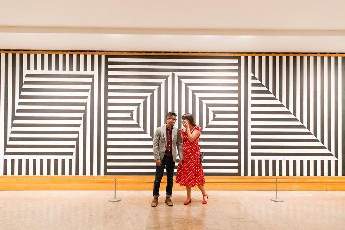 Casamento no museu 7