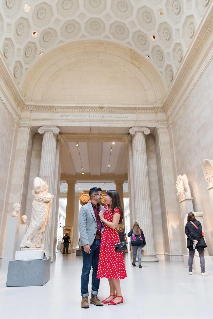 Casamento no museu 1