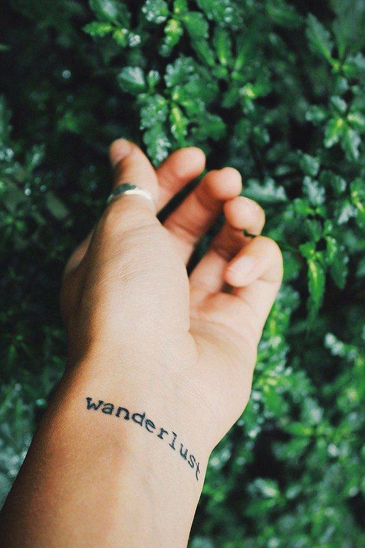 Ideias de tatuagens para quem ama viajar 10
