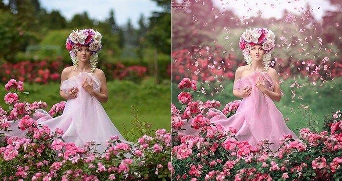 fotos antes depois photoshop 16