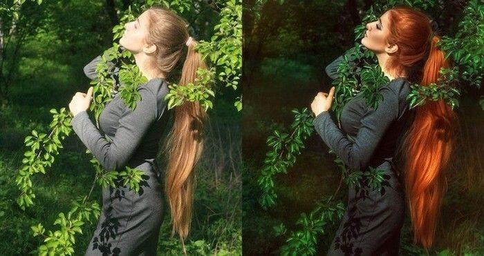 fotos antes depois photoshop 19