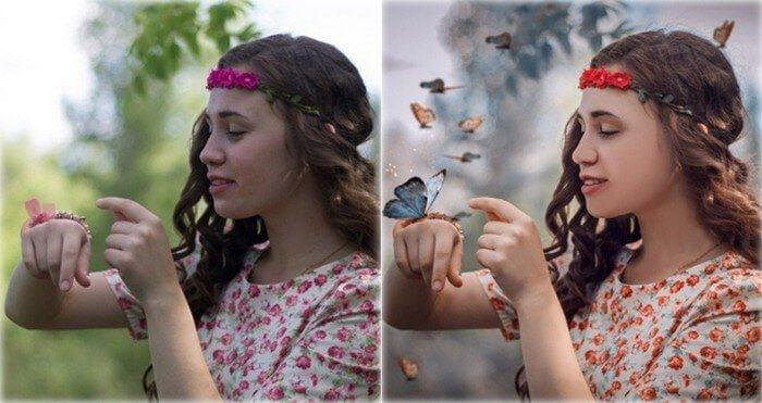 fotos antes depois photoshop 23
