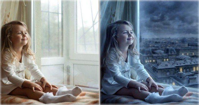 fotos antes depois photoshop 25