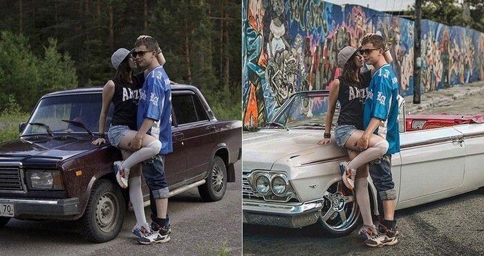 fotos antes depois photoshop 3