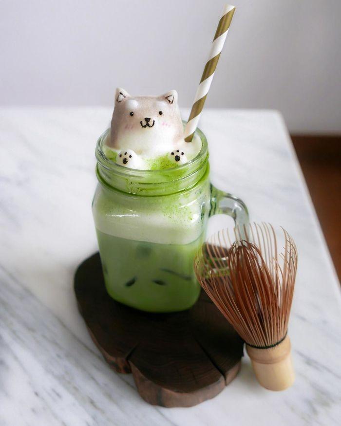 Arte Escultura Café (9)