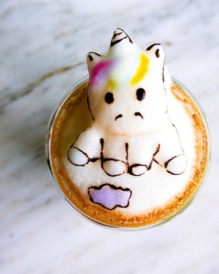 Arte Escultura Café (4)