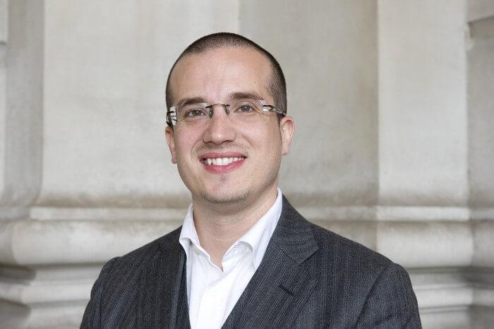Empreendedores Bitcoin (Simon Dixon)