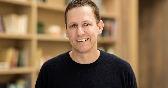 Empreendedores Bitcoin (Peter Thiel)
