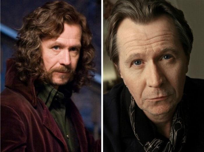 Atores Harry Potter Antes e Depois (16)