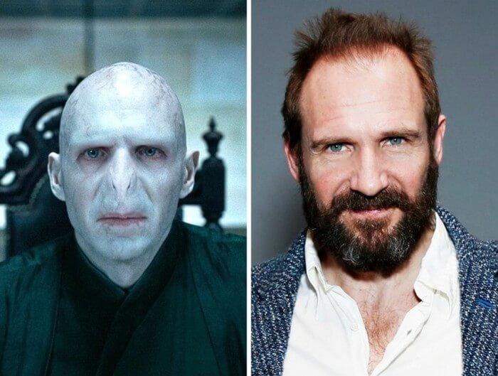 Atores Harry Potter Antes e Depois (21)