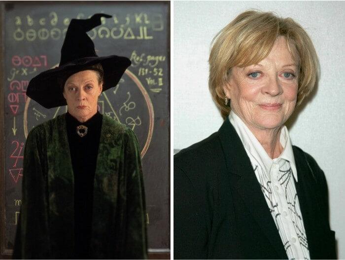 Atores Harry Potter Antes e Depois (9)