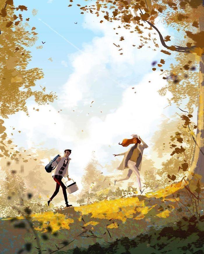 Amor nas pequenas coisas (5)