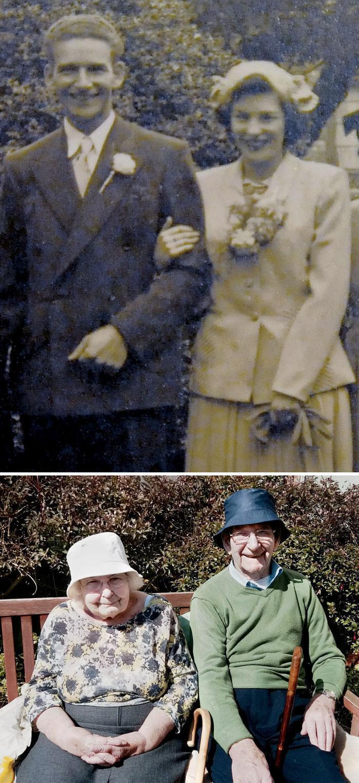 Estes casais são a prova de que o amor eterno realmente existe 14