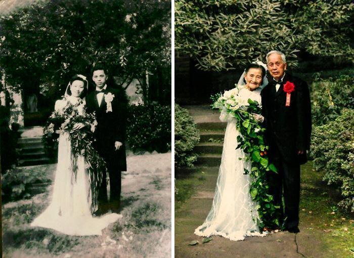 Estes casais são a prova de que o amor eterno realmente existe 4