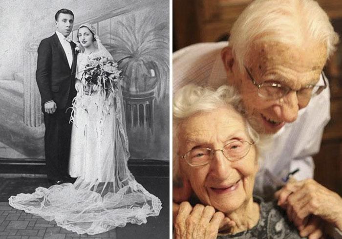Estes casais são a prova de que o amor eterno realmente existe 5