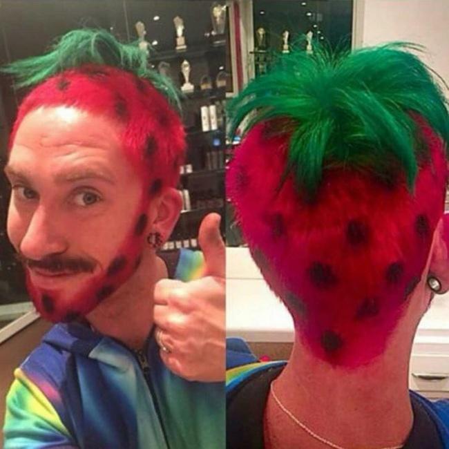 Cortes de barba e cabelo hilários 14