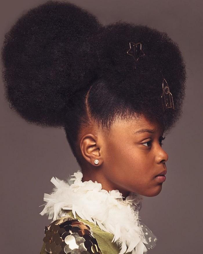 S 233 Rie De Fotos Ressalta Beleza Do Cabelo Afro Para