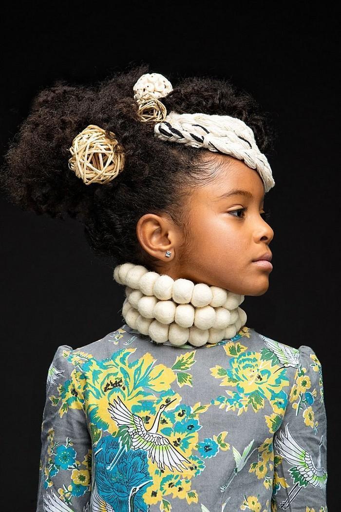 Ensaio fotográfico para ressaltar a beleza do cabelo afro 7