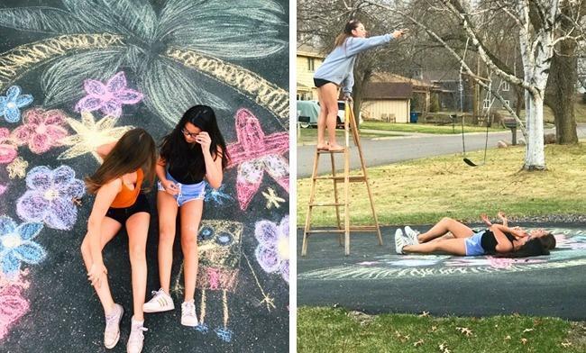 Fotos que mostram como a verdadeira amizade feminina pode ser engraçada 12