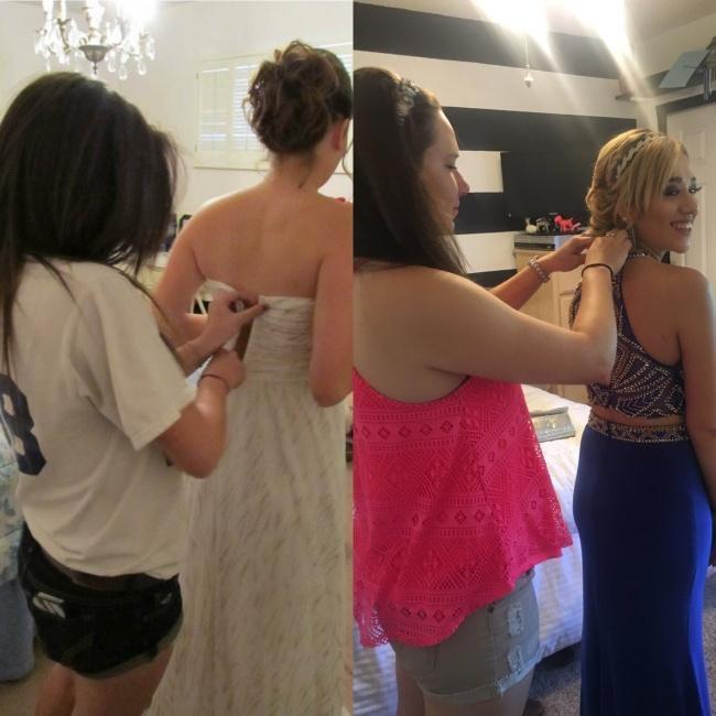 Fotos que mostram como a verdadeira amizade feminina pode ser engraçada 9