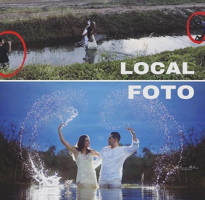 Fotógrafo expõe a verdade por trás das fotos profissionais: LUGARxPHOTO 14