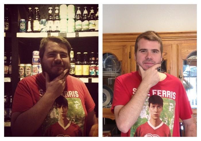 Antes e depois do alcoolismo (9)