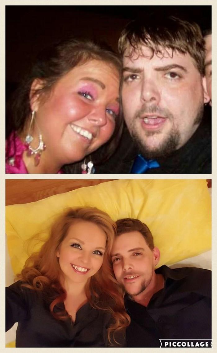 Antes e depois do alcoolismo (3)