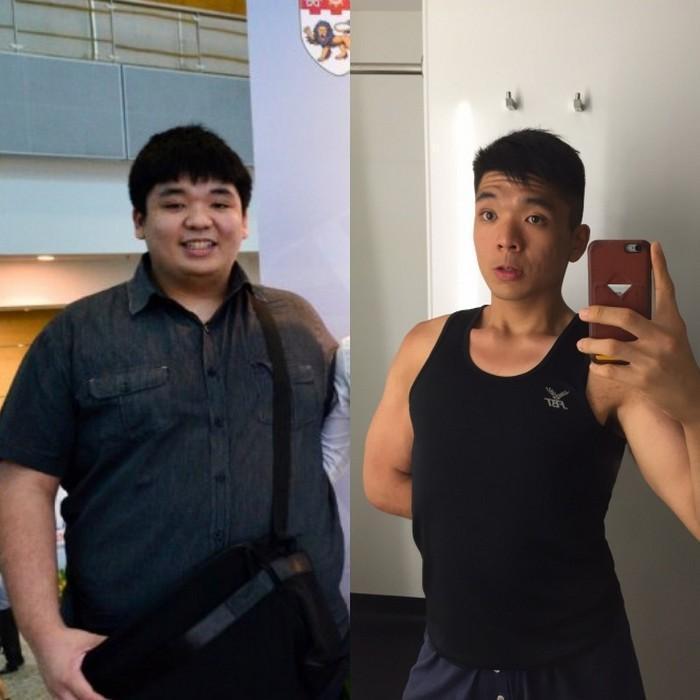 Caras perdem peso (2)