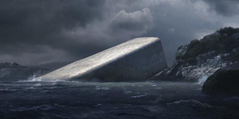 Um restaurante subaquático será inaugurado na Europa e seu design promete