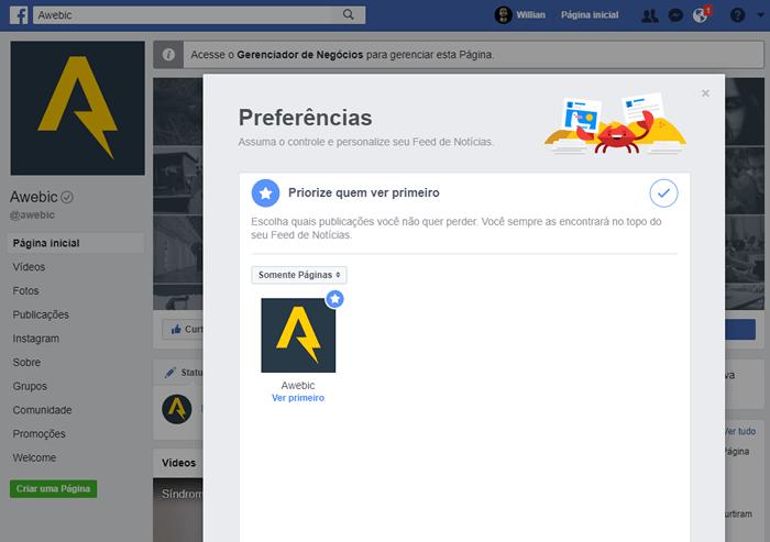 awebic primeiro facebook 3