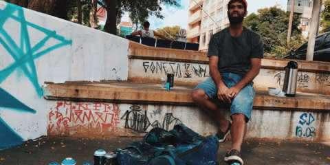 'Encontro de Graffiti' reúne arte, cultura e música em Santo André