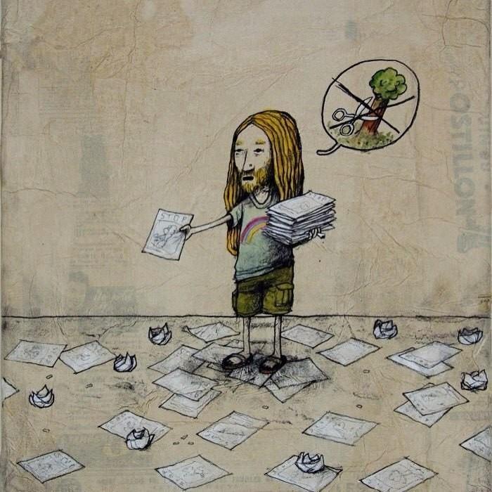 Ilustrações reflexivas (25)