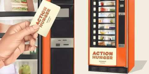 Reino Unido lançará primeira máquina de comida gratuita para os sem-teto